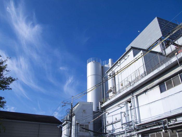 適切な製造管理ができる工場の画像