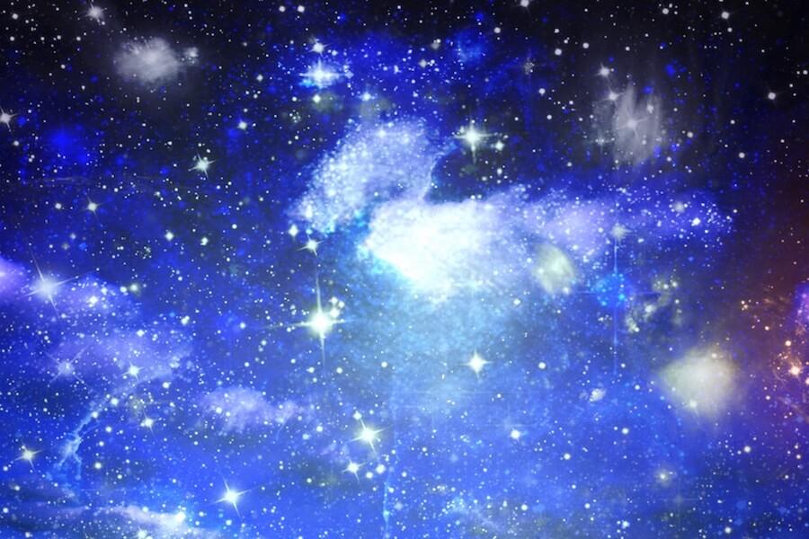 驚くほど綺麗な星空の画像